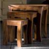 20% off fairtrade nest of tables at Myakka