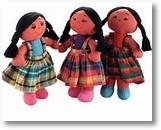 fair trade doll