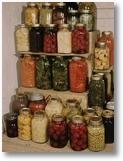 storecupboard provisions