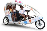 Ecocabs - emission free travel