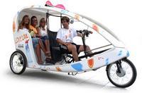 Ecocabs - emission free travel