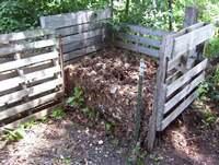 Making compost - a way to turn trash into treasure!