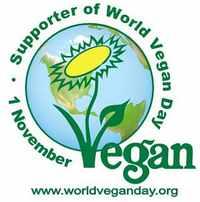 World Vegan Day - 1st November