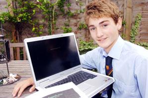 Andrew Davey - designer of Ecosmartsearch