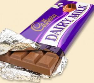 cadbury dairy milk to go fairtrade