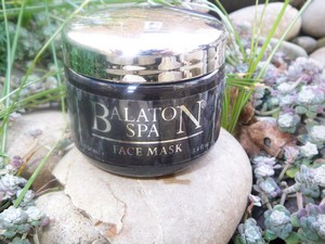 Balaton spa face mask