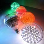 LEDs - the eco friendly alternative to CFLs