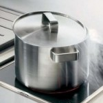 keep a lid on saucepans to save fuel