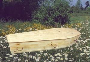 eco-coffin
