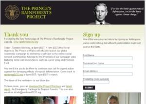 princes-rainforests-project