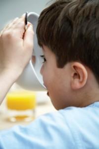 Rude health for healthy breakfast cereal