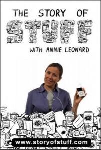 Annie leonard the story of stuff