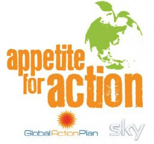 appetite for action