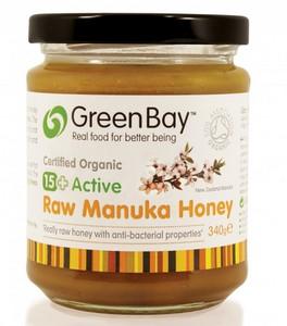 manuka honey is antibacterial