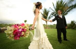 planning a green wedding