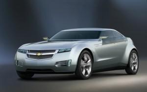 Chevrolet Volt electric car