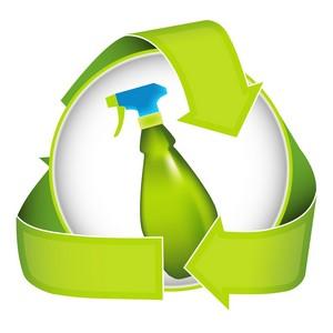 green blog chemical free home