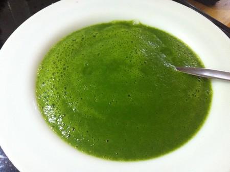 vegan kale soup