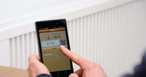 app controlled electic heating for sustainable living