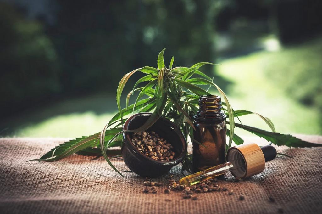 cbd oil for natural health