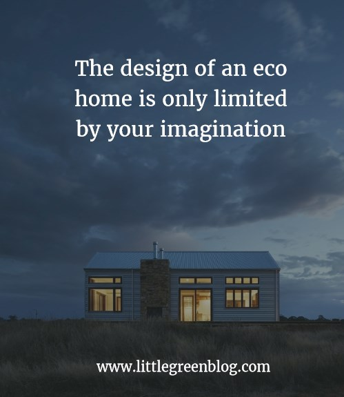 design of eco home