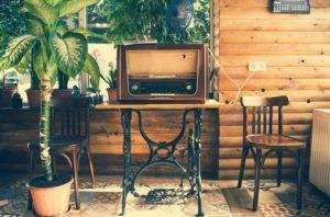 heirloom upcycled furniture