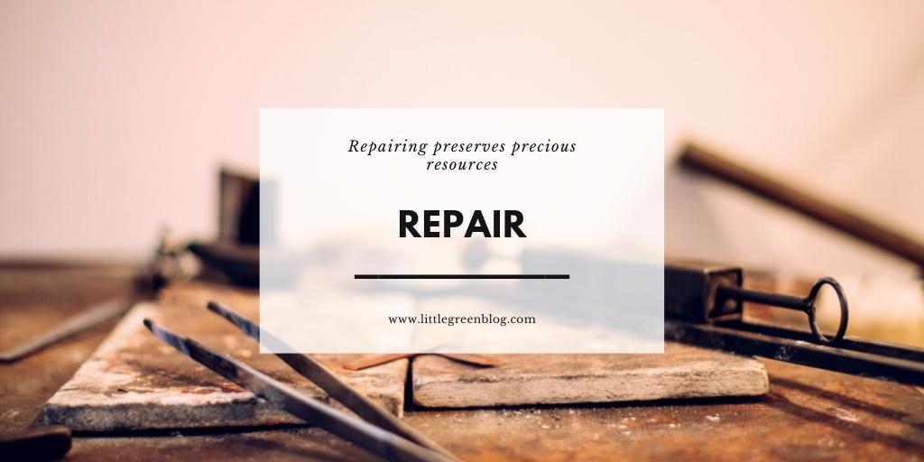 repair jewellery to reduce environmental impact