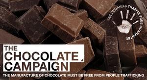 stop the traffik chocolate campaign