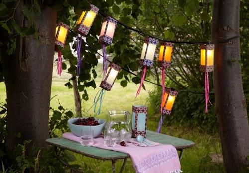 tetra pak lanterns