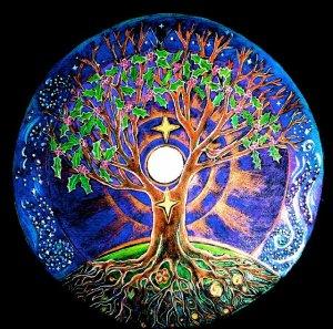 winter solstice full moon